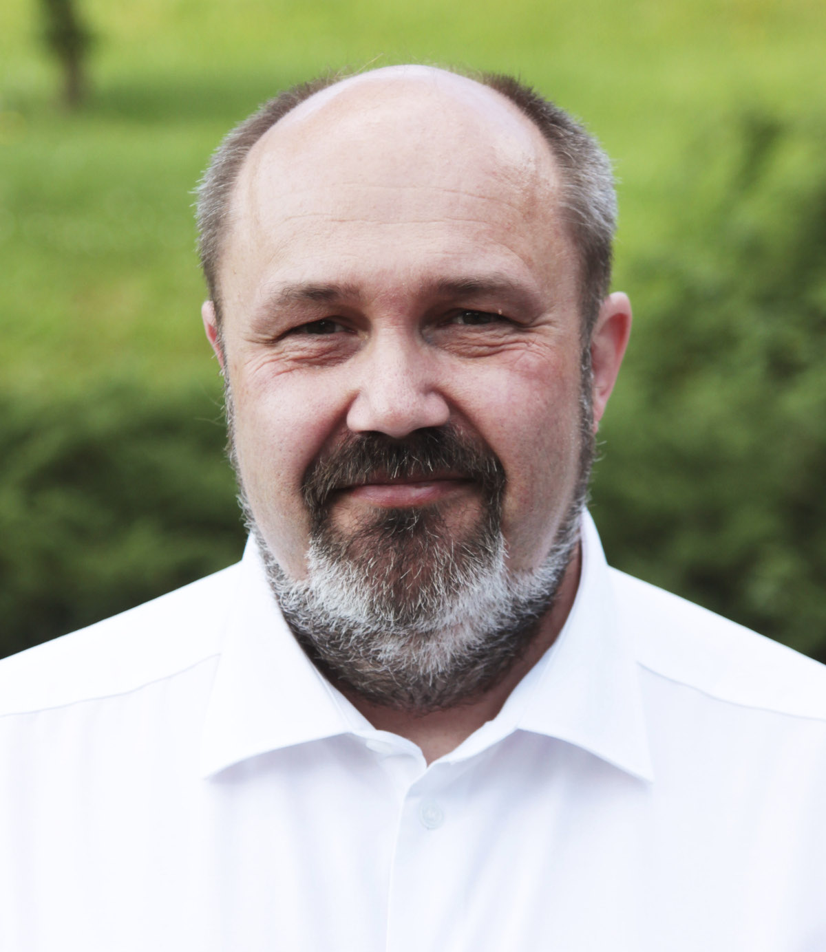 Pastor Tomáš Pospíchal